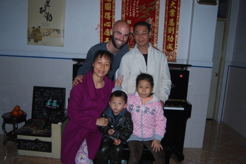 TongTong's beautiful family!