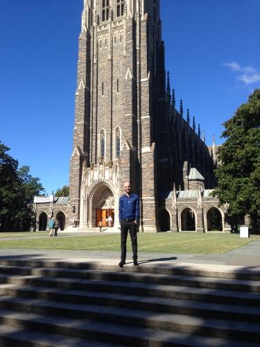 Duke Chapel!